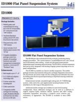 1000F Suspension System Brochure Thumb